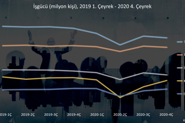 Pandemi Sürecinde Türkiye ve Dünyada Pasif İşgücü ve Eksik İstihdamda Artış